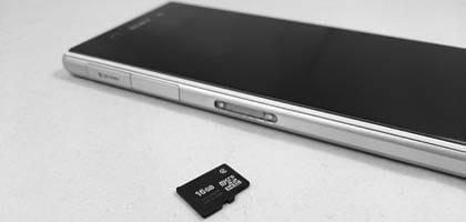 【検証してみた!】16GBのSDカードに写真は何枚保存できるのか!