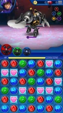 ベイマックス:Bot Fight
