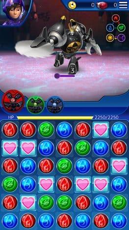 ベイマックス: Bot Fight:注意がそれがちな部分があるので注意!