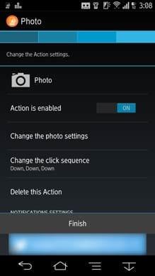 QuickClick:カメラを設定するとシャッターを押すことなく即撮影