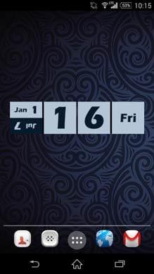 サイコロカレンダー無料版