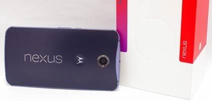 Googleの新端末「Nexus 6」(ネクサス6)ってどんなスマホ?徹底レビュー