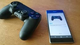 「Xperia Z3」でPS4をリモートコントロールしてみた!