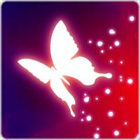 蝶の幻想 ライブ壁紙
