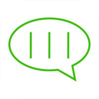 タテL – LINEへ縦書きメッセージ!Twitterも!