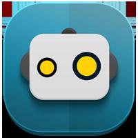 『Domo - Icon Pack』~一見シンプル。よく見るとリアル!アイコンデザインをクールに変...