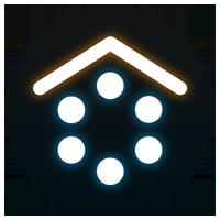『SLK Futura』~スマホを更に近未来なデザインに!スマートランチャー用きせかえアプリ~