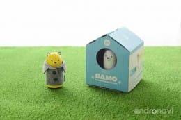 """【EMIE】Samo - 5200mAh 持つじゃなく """"飼う"""" カワイイ犬型のモバイルバッテリー"""