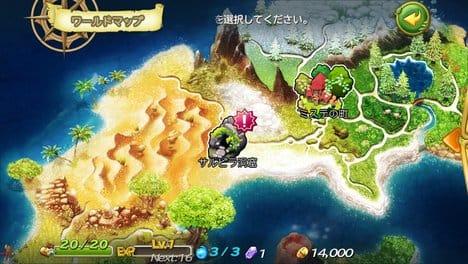 聖剣伝説 RISE of MANA:家庭用ゲームをしてるかのような演出の数々。