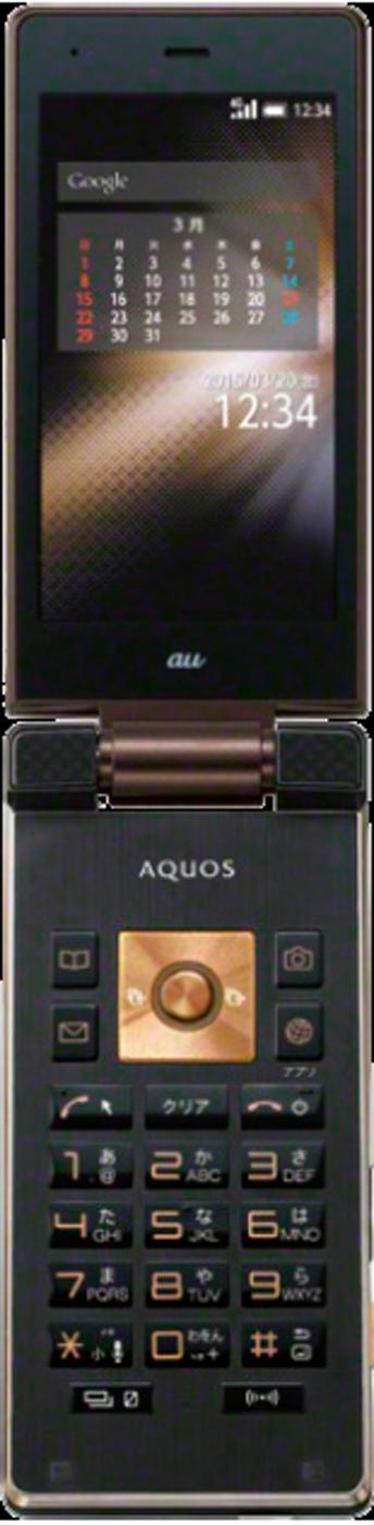 AQUOS K SHF31