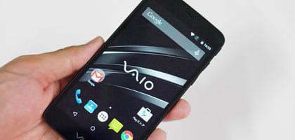 ついに登場「VAIO Phone」!その実力を検証。通信や端末の料金体系と共に端末の魅力を紹介~外観・デザイン編~