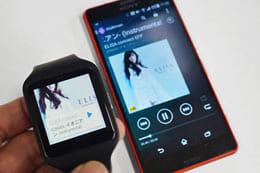 「SmartWatch 3」と「Xperia」を接続すると広がる音楽の楽しみ方