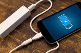 バッテリーを長持ちさせるためにやっておきたい5つのこと