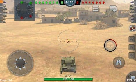 World of Tanks Blitz:ポイント2