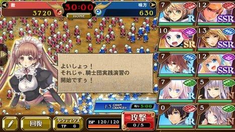 オルタンシア・サーガ -蒼の騎士団-:ポイント6