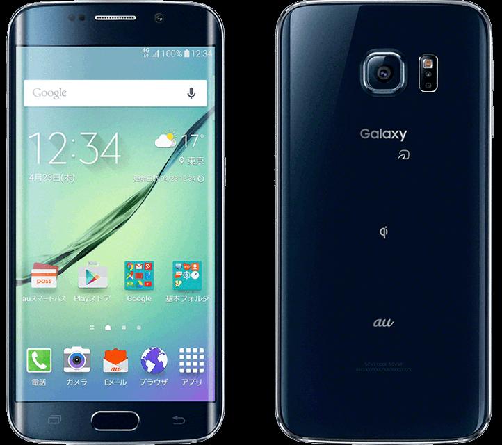 Galaxy S6 edge SCV31