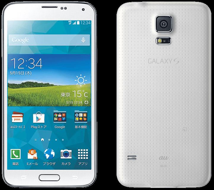 GALAXY S5 SCL23