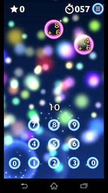 ゲームで暗算&脳トレ!HAMARU 究極の算数・計算アプリ!:回答と式をタップするだけ!