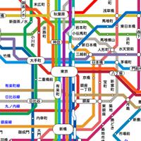 大都市の乗り換えって大変。電車が多すぎて困った。就職...