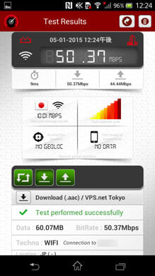 4Gmark (3G / 4G speed test)