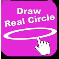 ○◎△!正確な○描けますか?シンプルなのにやり込み度が高い『Real Circle ~あなたの書い...