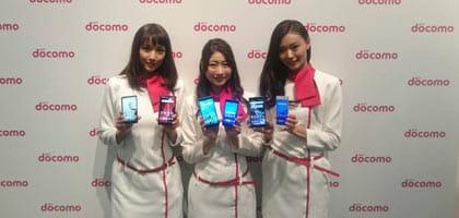 【速報】NTTドコモが2015年夏モデルを発表!スマホ8、タブレット2、全10機種