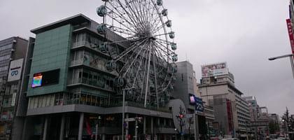 【暇つぶし】スマホで撮影した動画を倍速再生してみた ~観覧車「Sky-Boat」in 名古屋~