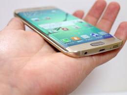 高級感あふれる質感の「Galaxy S6 edge SC-04G」を試してみた!