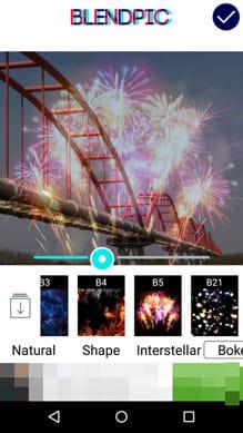 まるで魔法みたい!!2枚の写真を重ね合わせると…幻想的な写真加工が楽しめる『BlendPic:Blend photo』