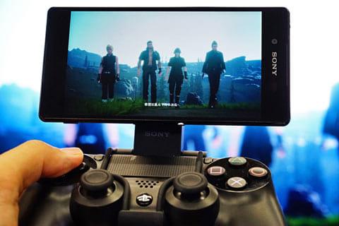 「PS4リモートプレイ」も、より安定した画質でプレイが可能