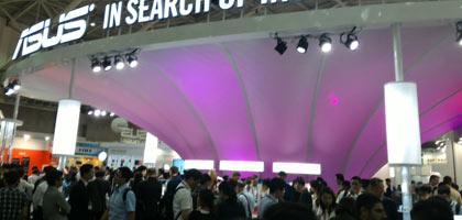 最新「Zenfone」など、台湾・台北 COMPUTEX 2015で 注目のスマホ2機種を紹介!
