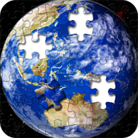 Seamless Earth 75億ピース地球ジグソーパズル