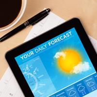 人気のお天気アプリをチェック!ゲリラ豪雨も予測できる...