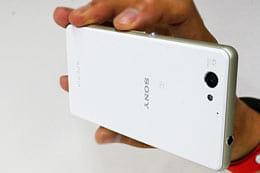「Xperia J1 Compact」のカメラ&オーディオ機能をフォーカス!