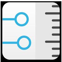 定規 (Ruler App)