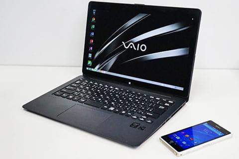 Bluetoothでペアリングしておけば、PC側からの操作だけでインターネットに接続できる