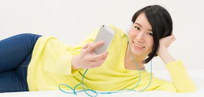 音楽聴き放題サービスに最適な使い放題格安SIMはコレだ!節約方法も紹介!