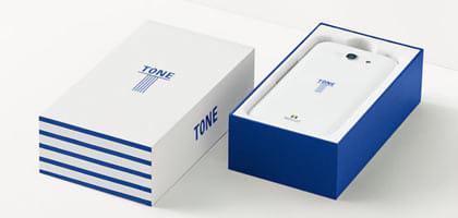 TSUTAYAの格安スマホ「TONE」は初めてのスマホにぴったりな機種だった!?