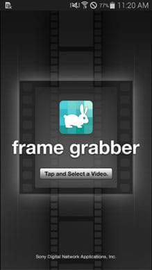 frame grabber -動画を写真に!フレームグラバー
