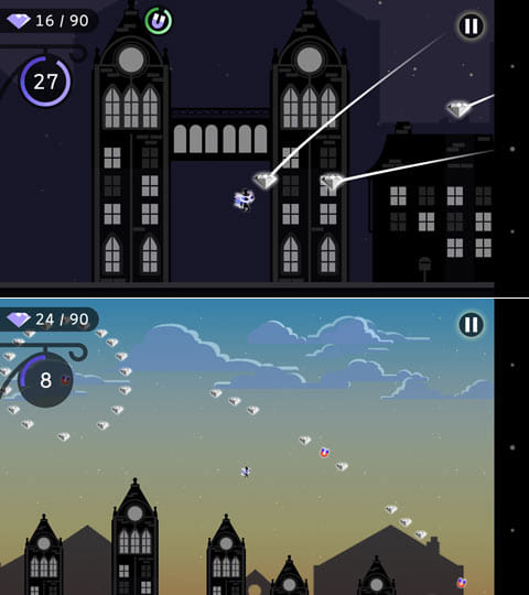 ワイニャーキャット:スピード感ある爽快アクションゲーム