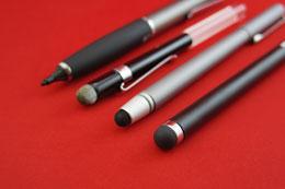 タッチペンを使い比べてみた