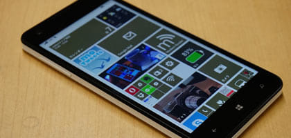 遂にリリースされたWindows Phone「MADOSMA」はAndroidより魅力的?