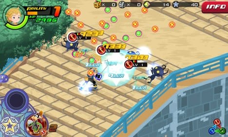 KINGDOM HEARTS Unchained χ:ポイント5