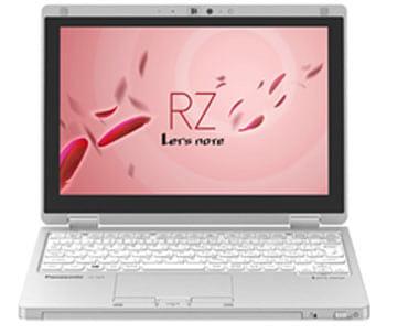 LTE AシリーズはパナソニックのノートPC「レッツノート」シリーズ専用のデータ通信プラン
