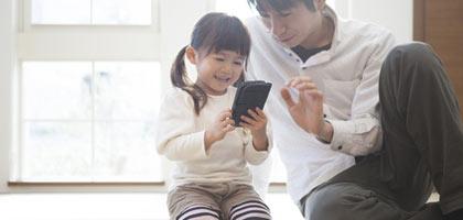 古いスマホを子どもに持たせる場合の注意点
