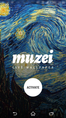 Muzei Live Wallpaper