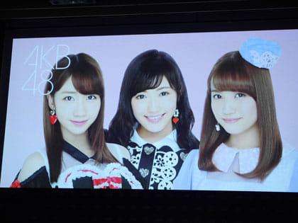 AKB48グループの面々