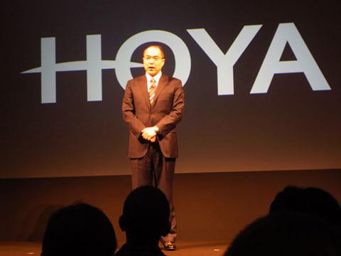 HOYAグループの神原稔氏