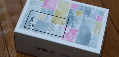 19,800円!コスパ最高のWindows 10 Mobile搭載SIMフリースマホ「KATANA 02」