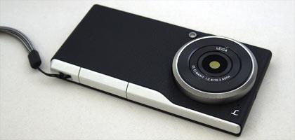 新発売!写真愛好家必見のAndroid搭載デジカメ「LUMIX CM10」を徹底レポート!